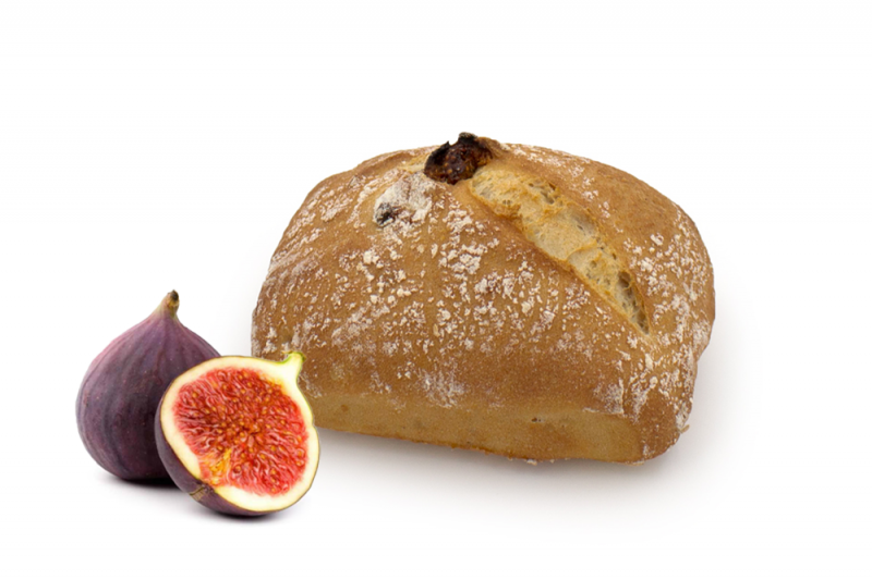 Pain figue abricot