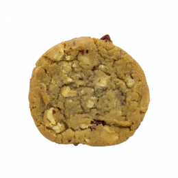 Cookie Cranberry chocolat blanc