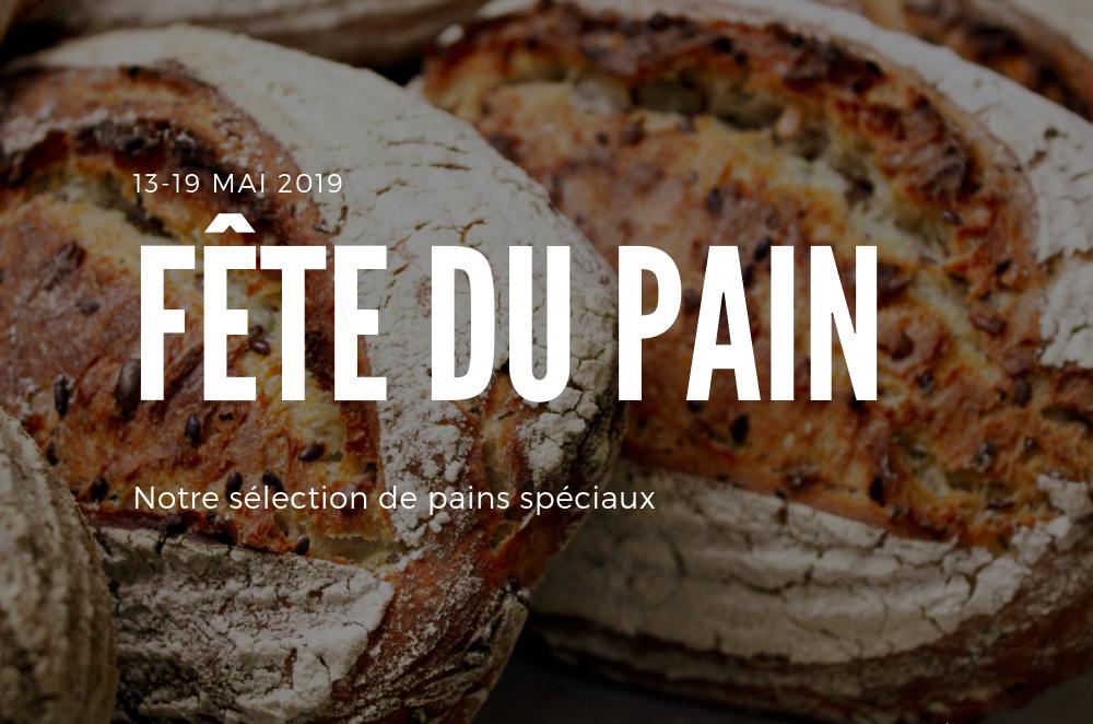 Fournisseur restaurant fête du pain 2019